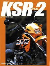 KAWASAKI KSR File Data & Fan Book #2