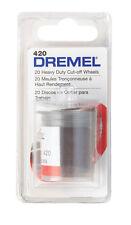 Dremel  Metal Cut-Off Wheel  15/16 in. Dia. x .0625 in. thick