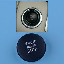 Botón interruptor de motor de parada de inicio Negro Funda apto para LAND ROVER Range Rover Nuevo