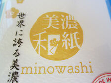 Daiso japan blotting paper MINOWASI 100pieces