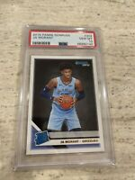 2019 Panini Donruss #202 Ja Morant Grizzlies RC Rookie PSA 10 GEM MINT