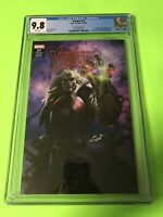 🔥Venom #27 CGC 9.8 Skan TRADE 1st App of CODEX Infinity Gauntlet HOMAGE Crain