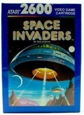Atari 2600 Spiel - Space Invaders #Textlabel mit OVP