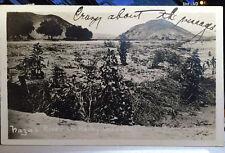 NAZAS RIVER, MEXICO, Coahuila, Durango, Bolsón de Mapimí, Photo Post Card 1910