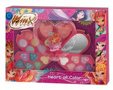 WINX Club Schminkset Heart of Color Beautyset Geschenkset