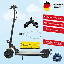 PATONA E-Scooter mit Straßenzulassung Elektroroller ABE Faltbar Escooter Roller