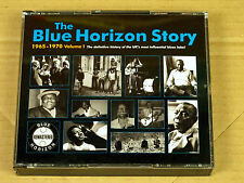 3 CD The Blue Horizon Story - 1965-1970 Volume 1 - Columbia 2006