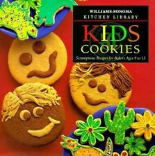 NEW - Kid's Cookies: Scrumptious Recipes for Bakers Ages 9 to 13