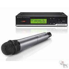 Sennheiser XSW 35-B Wireless Mic Vocal Set e835 Sound Microphone System XSW35B