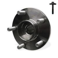 For Ford Focus 1.8 TDCi MK2 2004>2012 1x Front Hub Wheel Bearing Kit Left Right