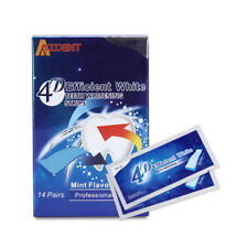 14 Pairs Pro AZDENT Dental 4D White Teeth Whitening Strips Professional Effects
