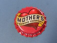 Cool Beer Bottle Cap ~^~ MOTHER'S Brewing ~ Springfield, Missouri ~ Heart Design