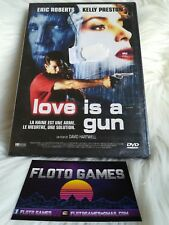 DVD ZONE 2 FR : Love Is A Gun - Eric Roberts Kelly Preston - Polar - Floto Games