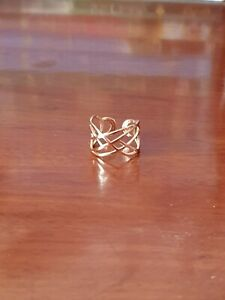 • Bague GINETTE NY《VOLUTE》• Or18 carats (750/000)