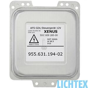 XENUS 5DC 009 285-00 Xenon HID Headlight Ballast 955.631.194.02 for Cayenne 957