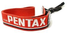 Vintage Pentax Camera Strap | Canvas Strap | C:1980's | Excellent!