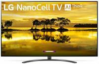 "LG 75SM9070PUA 75"" 4K UHD Smart LED NanoCell TV ThinQ 2019 75SM9070"