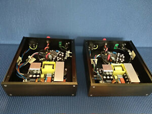 Stunning Pair of Hypex Class D NC400 Monoblock HiFi Amplifiers, 400W per channel