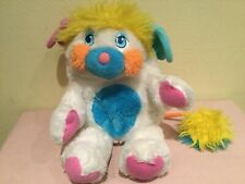Vintage 1986 Plush Puffball Popple (Those Characters From Cleveland), Euc