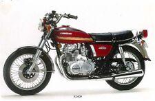 Kawasaki KZ400 Z400 SERVICE & Parts Manual CD