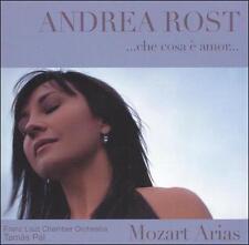 Che cosa è amor: Mozart Arias, New Music