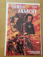 SONS OF ANARCHY 1 2 & 3, NM (9.2 - 9.4) 1ST PRINT, #2 IS COVER B VIRGIN