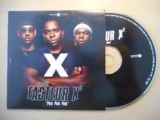 PROJET FACTEUR X : POM POM POM [CD SINGLE]