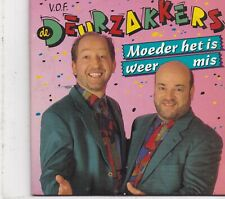 De Deurzakkers-Moeder Het Is Weer Mis cd single
