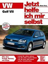 REPARATURANLEITUNG JETZT HELFE ICH MIR SELBST 301 VW VOLKSWAGEN GOLF VII 7