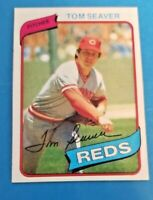 1980 Topps Set Break #500 Tom Seaver NM-MT Cincinnati Reds