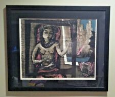 "Abstract Lithograph, ""Penelope,""signed by Benton Murdoch Spruance (1904-1967)"