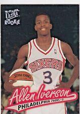 1996-97 Fleer Ultra Allen Iverson RC...rare!!