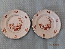 Wedgwood Chantecler Georgetown Collection Pair of Bread/Dessert Plates