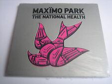 Maximo Park-the National Health-CD-NUOVO + ORIGINALE IMBALLATO!