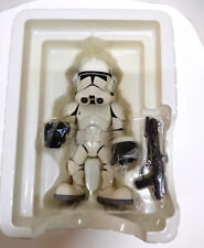 MEDICOM TOY STAR WARS Clone Trooper Vinyl Figure Collectible NEW