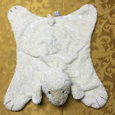 Baby GUND Comfy Cozy Lopsy Lamb Security Blanket Soft Plush 5865 Lovey Sheep