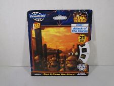 2013 VIEW MASTER--STAR WARS STORY 1 ATTACK OF THE CLONES--3 REELS SET (NEW)
