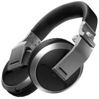 Pioneer DJ HDJ-X5 Over-ear DJ Headphones (silver) New