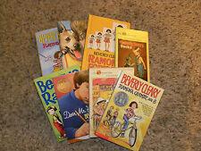 Lot 8 BEVERLY CLEARY BOOKS  Ramona, Henry, Socks, Strider HARDCOVER & PAPERBACK