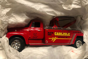 FIRST GEAR 1/34 Scale FORD F-650 Carlisle TOW TRUCK Body Towing RARE