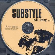 Substyle - Still Living ° PROMO Maxi-Single-CD von 2002 ° WIE NEU °