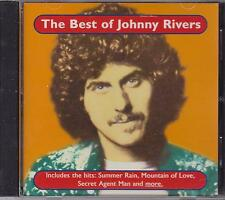 JOHNNY RIVERS - THE BEST OF - CD - NEW -