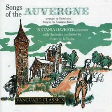 Canteloube,J. - Songs Of The Auvergne-Comp (CD NEUF)
