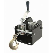 Portable Worm Gear 1 Ton Capacity Hand Winch