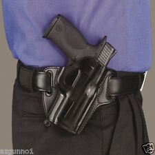 Galco Concealable Holster for Glock 30, 29, 38, Left Hand Black, Part # CON299B