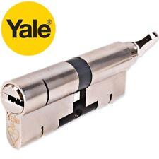 YALE NICKEL SUPERIOR THUMB TURN LOCKS Euro Door Barrel Anti Bump Snap uPVC Wood