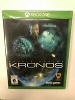 Battle Worlds Kronos Xbox One Brand New Factory Sealed NIB Complete CIB 1