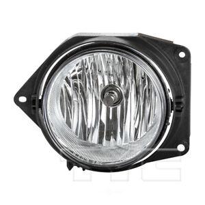 Left Fog Light For 2006-2009 Hummer H3 2007 2008 TYC 19-5950-00