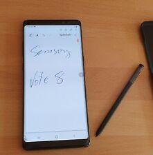 Samsung Galaxy Note 8 SM-G950  64GB Smartphone  Black  (Glasschaden)