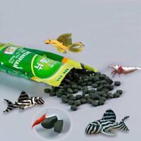 Fish Food Spirulina Wels Tropical Veggie Algae Biomass Shrimp w Z3W6